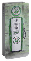 Dino Sinclair Gas Pump Portable Battery Charger