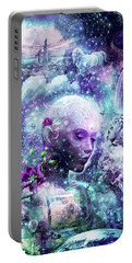 Discovering The Cosmic Consciousness Portable Battery Charger