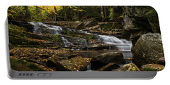 Discovery Falls Autumn Portable Battery Charger