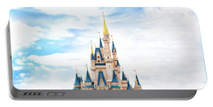 Disneyland Portable Battery Charger by Happy Home Artistry