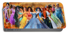 Disney's Princesses Portable Battery Charger