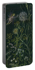 Ditchweed Fairy Grasses Portable Battery Charger