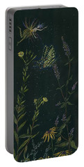 Ditchweed Fairy Tiger Swallowtail Portable Battery Charger