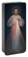 Divine Mercy Portable Battery Charger