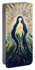 Divine Mother Portable Battery Charger