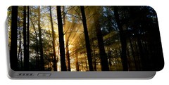 Divine Rays Of Sunshine Portable Battery Charger