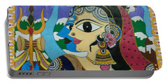 Divine Shivparvati Portable Battery Charger