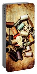 Diy Vintage Fashion Design Portable Battery Charger
