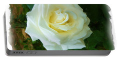Portable Battery Charger featuring the photograph Do-00300 La Rose De Aaraya by Digital Oil