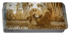 Do-00313 Lion Water Feature Portable Battery Charger