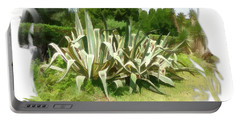Portable Battery Charger featuring the photograph Do-00335 Plant Bois Des Pins by Digital Oil