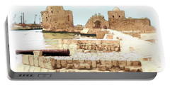 Do-00423 Citadel Of Sidon Portable Battery Charger