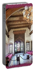 Do-00448 Reception Room At Beiteddine Portable Battery Charger