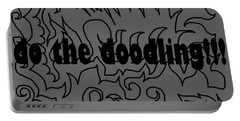Do The Doodling Portable Battery Charger