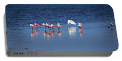 Portable Battery Charger featuring the photograph Do What You Wanna Do by Michiale Schneider