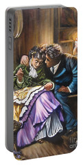 American History    Will You Marry  Me? Portable Battery Charger