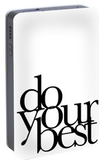 Do Your Best Portable Battery Charger by Cortney Herron