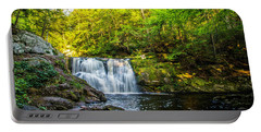 Doans Falls Lower Falls Portable Battery Charger