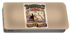 Dobbins Medicated Toilet Soap Portable Battery Charger