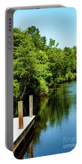 Dockside In Delaware Portable Battery Charger