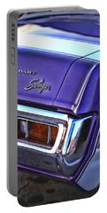Dodge Dart Swinger Portable Battery Charger by Gordon Dean II
