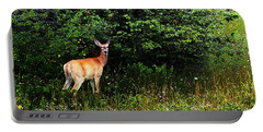 Doe A Deer Portable Battery Charger