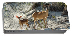 Doe And Fawn Portable Battery Charger