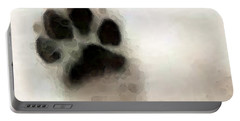 Dog Art - I Paw You Portable Battery Charger