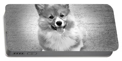 Puppy - Monochrome 6 Portable Battery Charger