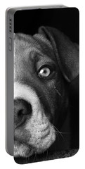 Dog - Monochrome 2 Portable Battery Charger