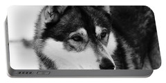 Dog - Monochrome 3 Portable Battery Charger