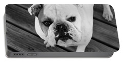 Dog - Monochrome 6 Portable Battery Charger