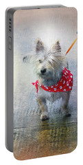 Doggie Art Portable Battery Charger