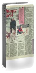 Dogsledding Travel Article Toronto Sun Portable Battery Charger