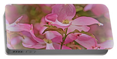 Portable Battery Charger featuring the photograph Dogwood Bliss 11 by Lynda Lehmann