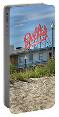 Dolles From The Beach - Rehoboth Beach Delaware Portable Battery Charger