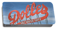 Dolles Salt Water Taffy - Rehoboth Beach  Delaware Portable Battery Charger