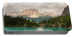 Dolomiti View I Portable Battery Charger by Yuri Santin