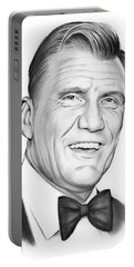 Dolph Lundgren Portable Battery Charger