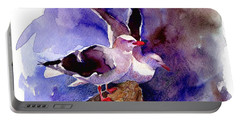 Dolphin Gulls Portable Battery Charger