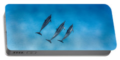 Dolphin Trio Portable Battery Charger
