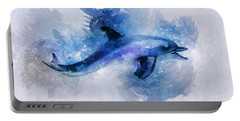 Dolphins Freedom Portable Battery Charger