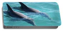 Dolphins Portable Battery Charger