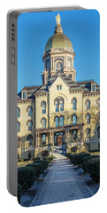 Dome At University Of Notre Dame  Portable Battery Charger