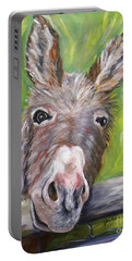 Dominic The Donkey Portable Battery Charger
