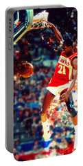 Dominique Wilkins - Nba Legend Portable Battery Charger