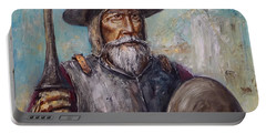 Don Quixote Portable Battery Charger