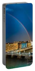 Donostia Rainbow Portable Battery Charger