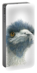 Dont Mess With Emu Portable Battery Charger