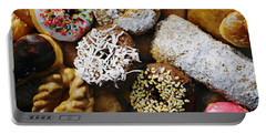 Donuts Portable Battery Charger